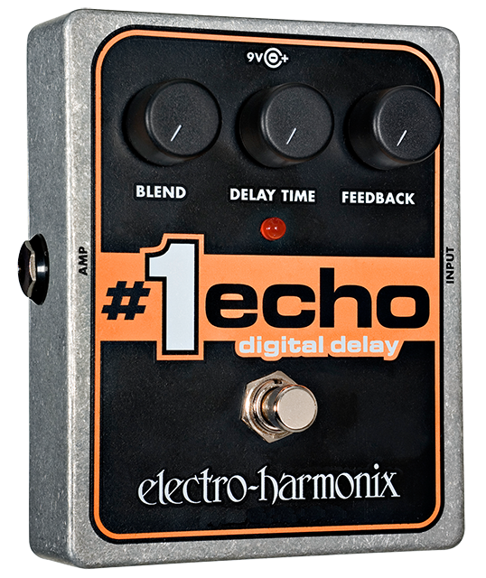 Electro-Harmonix Echo Digital Delay