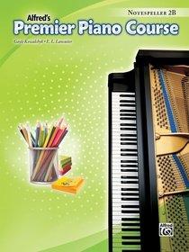 Alfred's Premier Piano Course, Notespeller 2B