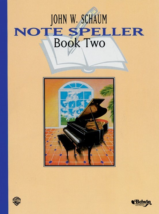 Schaum Note Speller Book Two