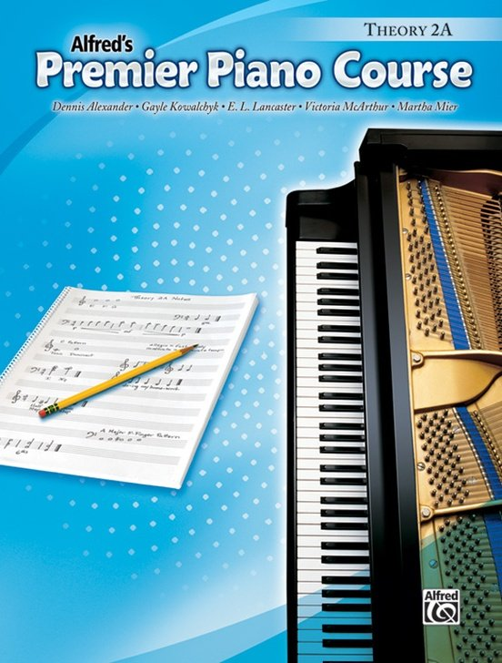 Alfred's Premier Piano Course, Theory 2A
