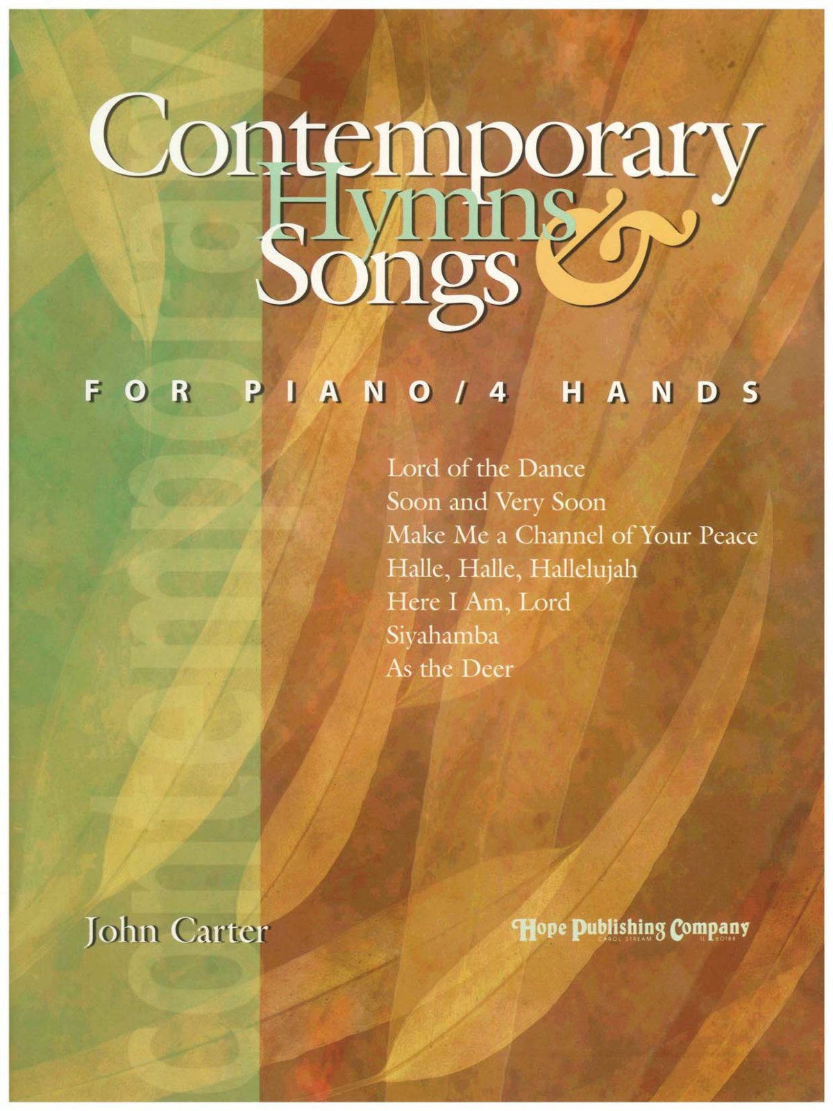 Contemporary Hymns And Songs