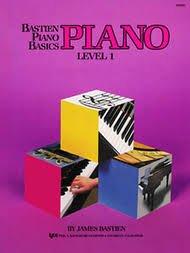 Bastien Piano Basics -  Lessons Level 1