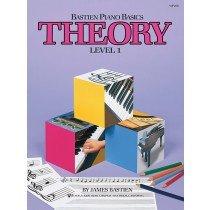 Bastien Piano Basics - Theory Level 1