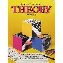 Bastien Piano Basics Theory Level 4 WP209