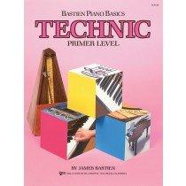 Bastien Piano Basics: Technic - Primer