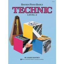 Bastien Piano Basics - Technic Level 2