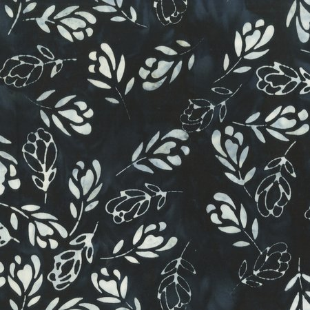 Anthology  Falling Floral 259Q-3 Black