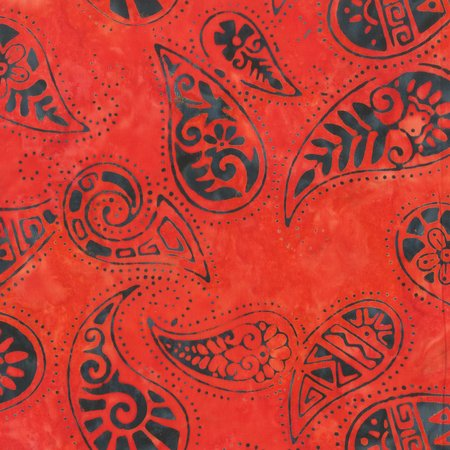 Anthology  Paisley 266Q-6 Red
