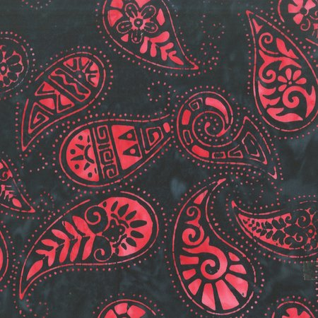 Anthology  Paisley 266Q-7 Black