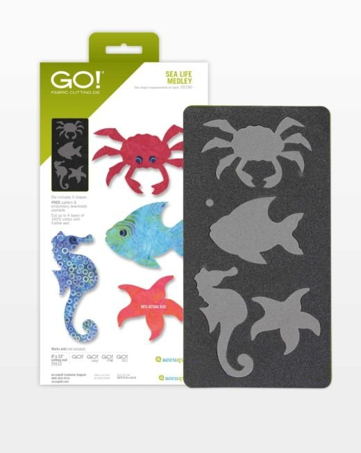 GO! Sea Life Medley - 55190