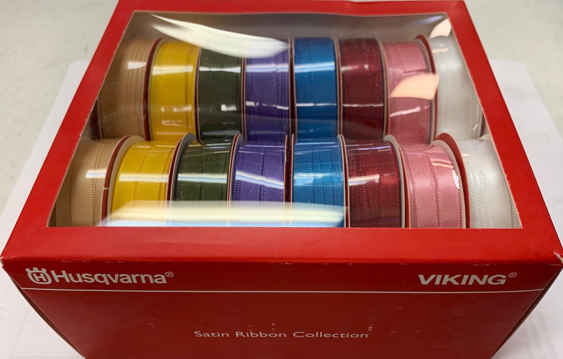 Satin Ribbon Collection