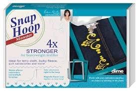 Snap Hoop Monster 7in X 12in