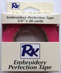 RNK Embroidery Perfection Tape