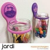 Jardi Mason Jar Holder