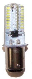 Bulb 8 LED bayonet Singer 110V