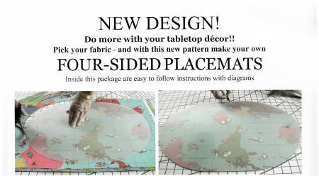 Four-Sided PlaceMats