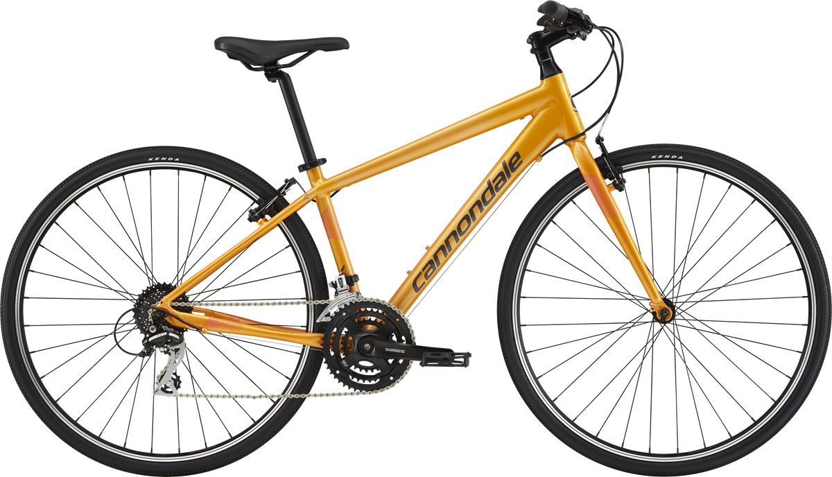 2019 Cannondale Quick 7 : Tangerine : MD