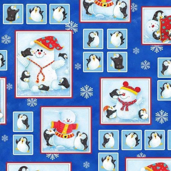 Penguin and Polar Bear Panels