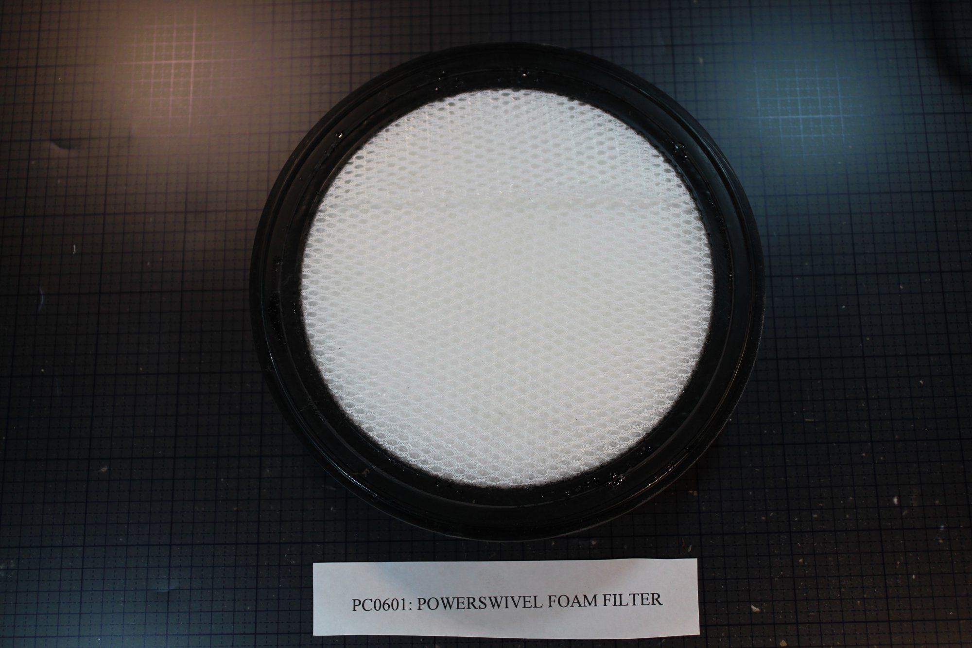 PC0601: Powerswivel Foam Filter Consumable Product
