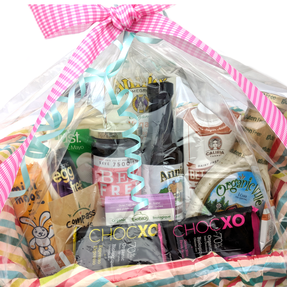 Grocery gift pack vegan gluten free negle Gallery