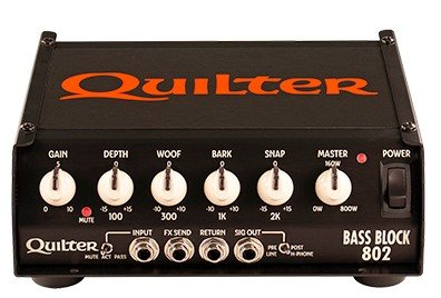 QUILTER BASS BLOCK 802