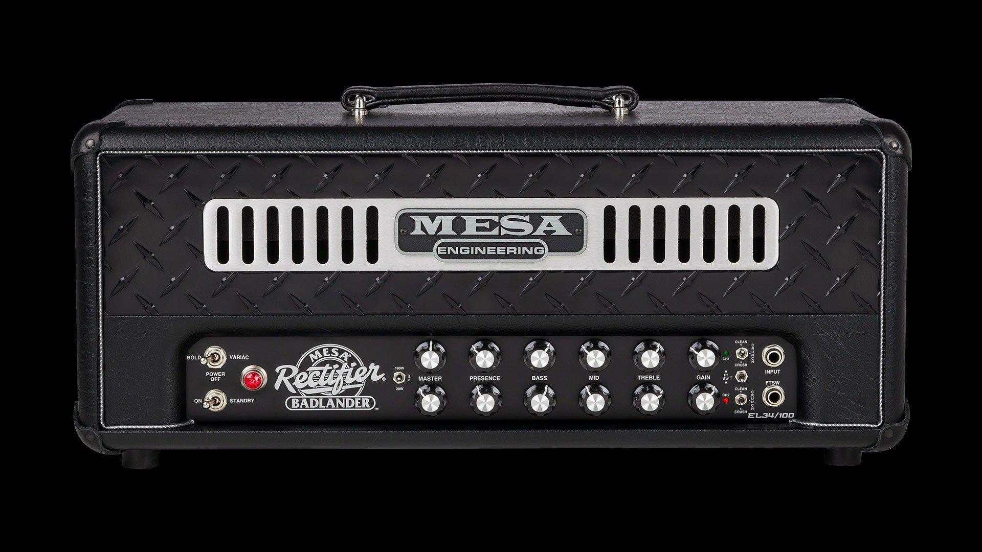 Mesa Boogie Badlander 100 Head