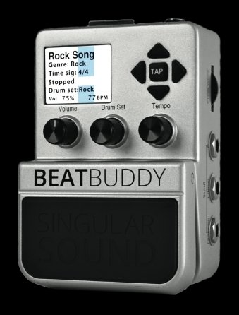 Beat Buddy Drum Pedal