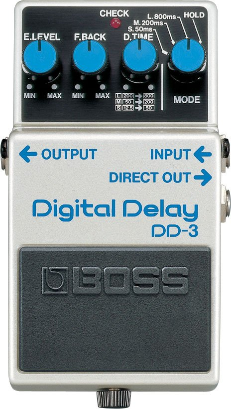 BOSS DD3 DELAY