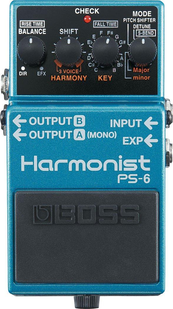 BOSS PS6 HARMONIST