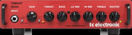 TC Electronic BQ500 Bass Amp Head