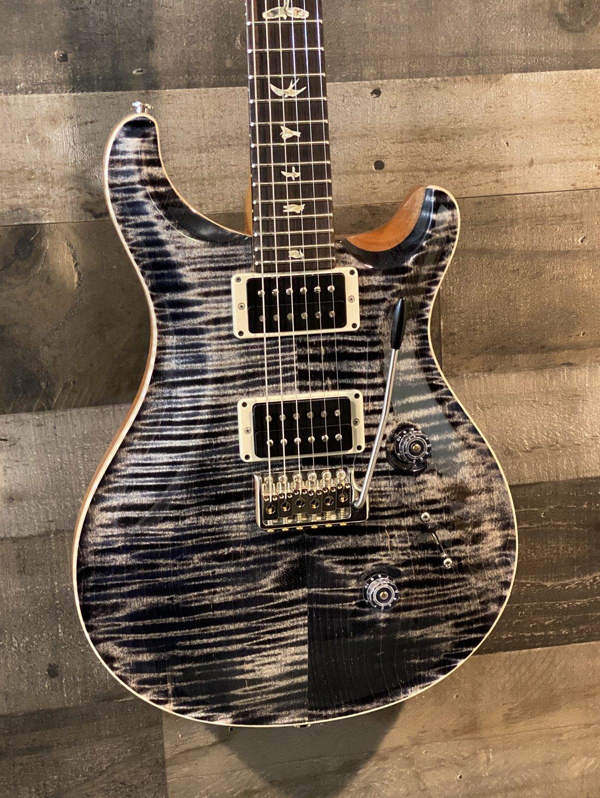 PRS Custom 24 Charcoal