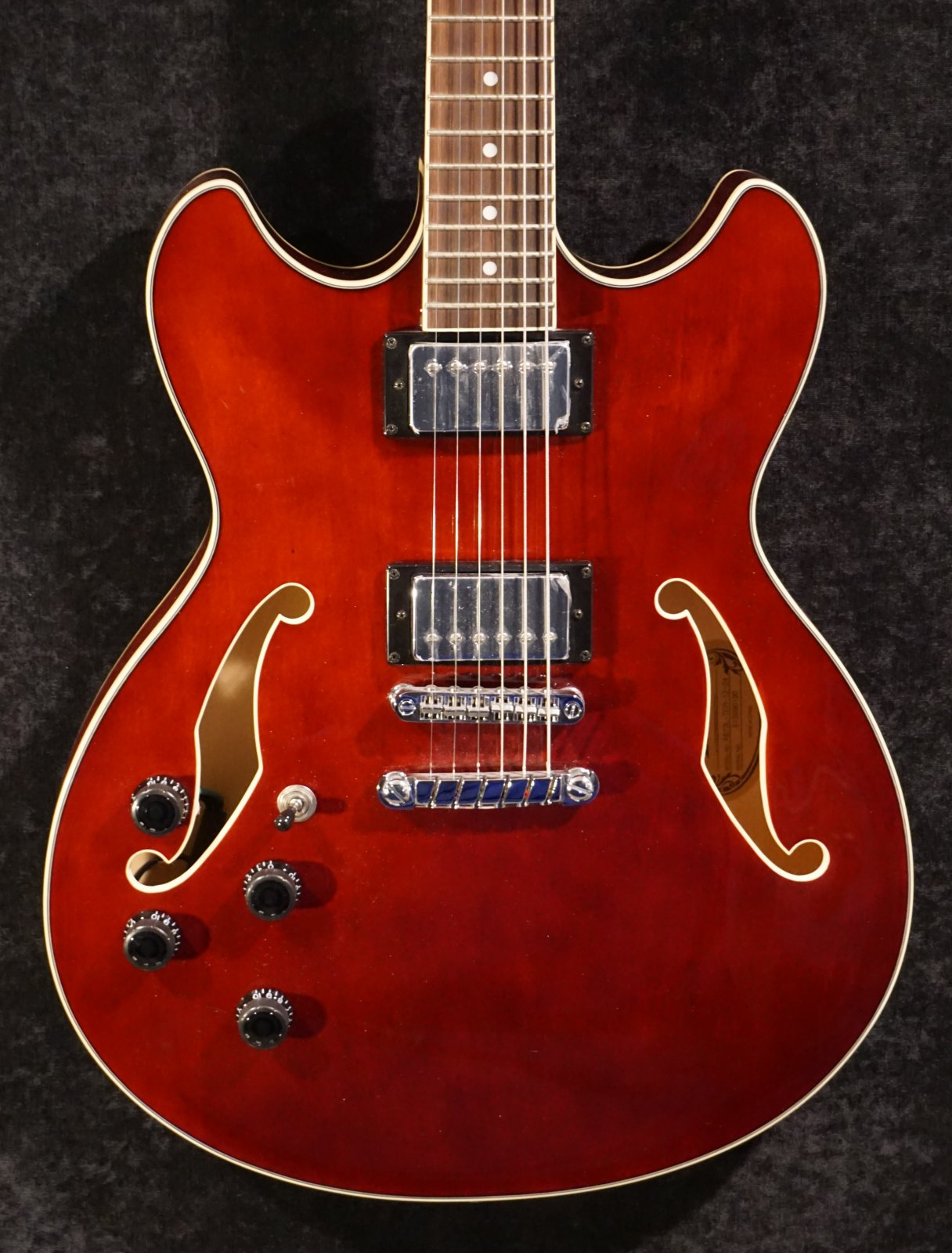 IBANEZ AS73L LEFT HANDED SEMI HOLLOW Pre-owned