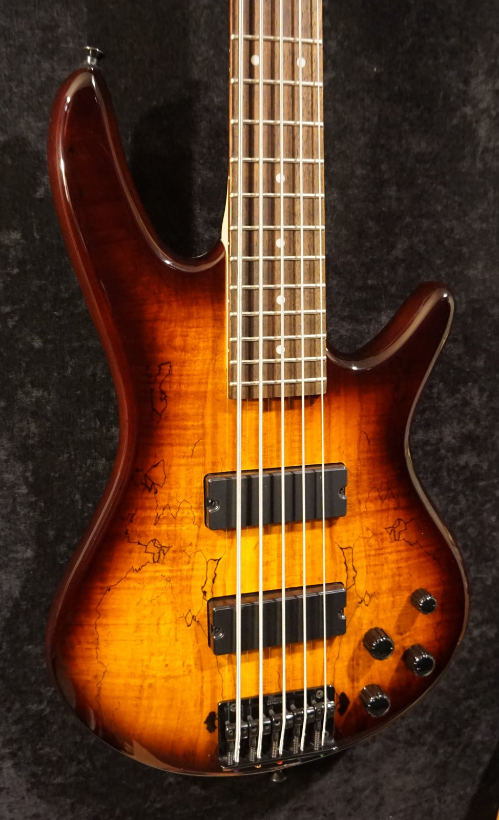 Ibanez GSR205SM Used 5 String Bass