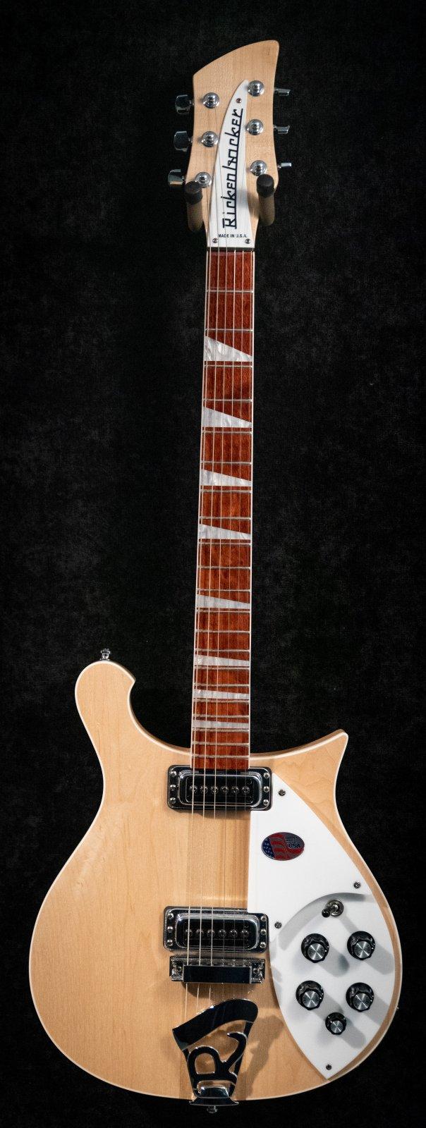 Rickenbacker 620 MapleGlow