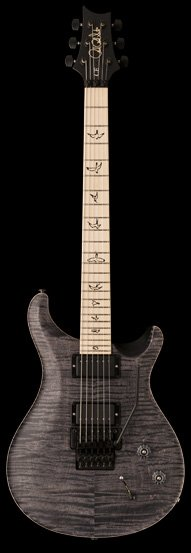 PRS DW CE24 FLOYD LIMITED EDITION GRAY BLACK