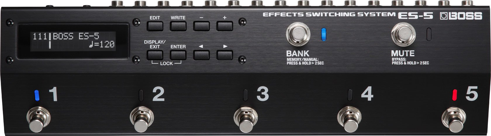 BOSS ES-5 Effects Switching System