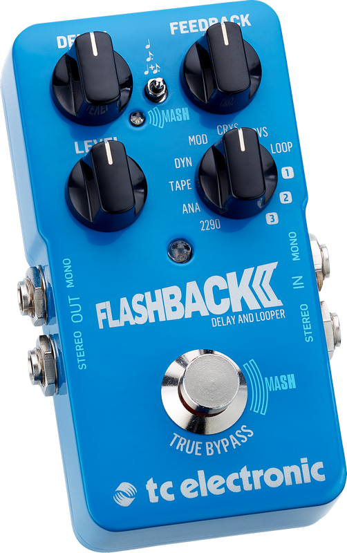 TC ELECTRONIC FLASHBACK DELAY II