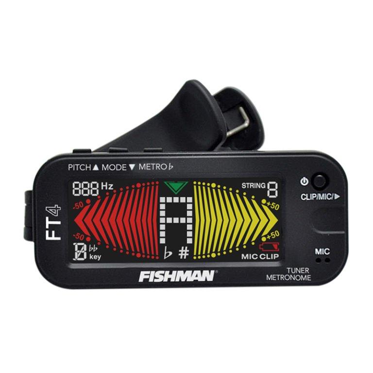 FISHMAN FT4 TUNER/MET (#4805)