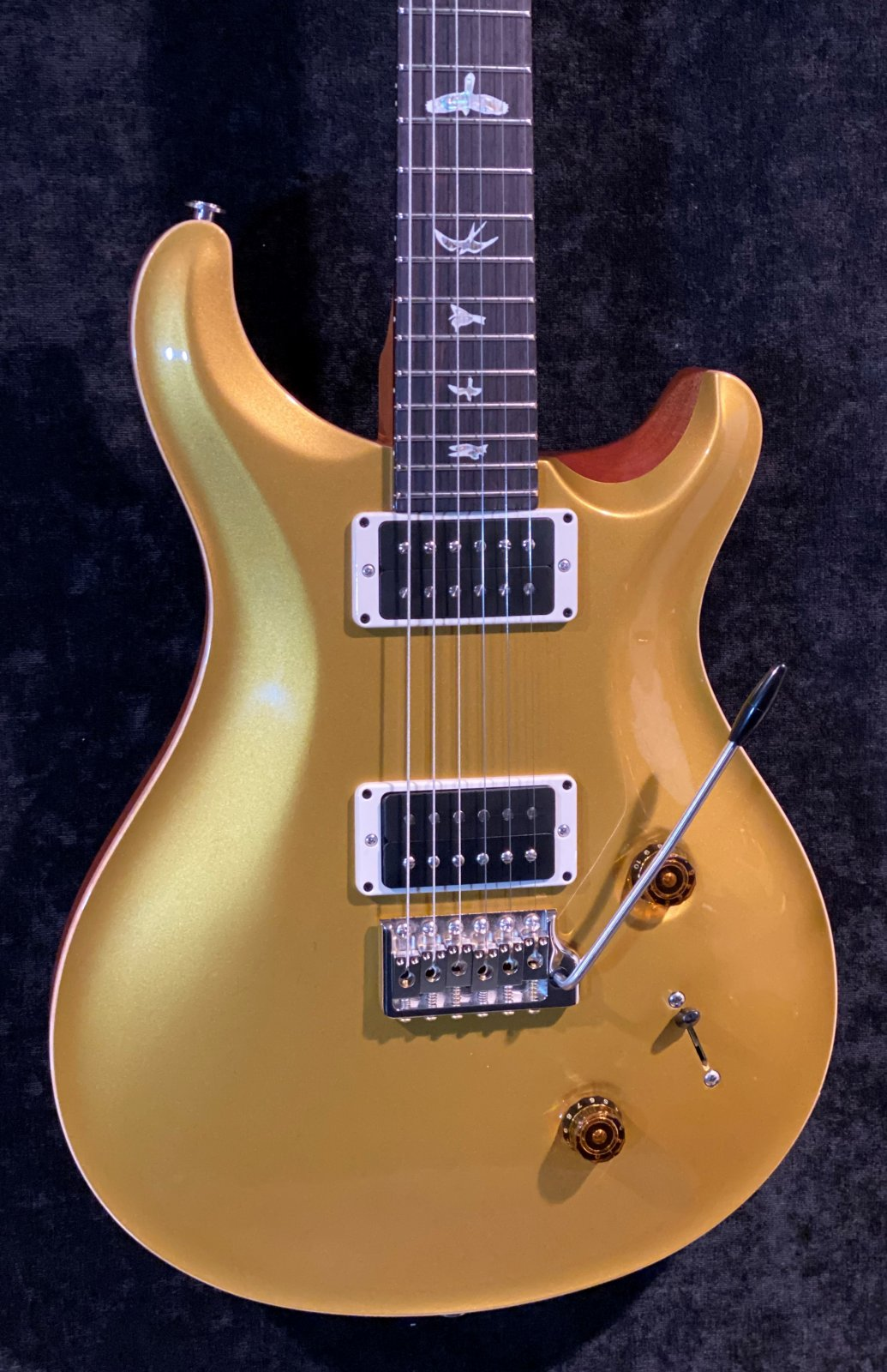 PRS CUSTOM 22 GOLD TOP