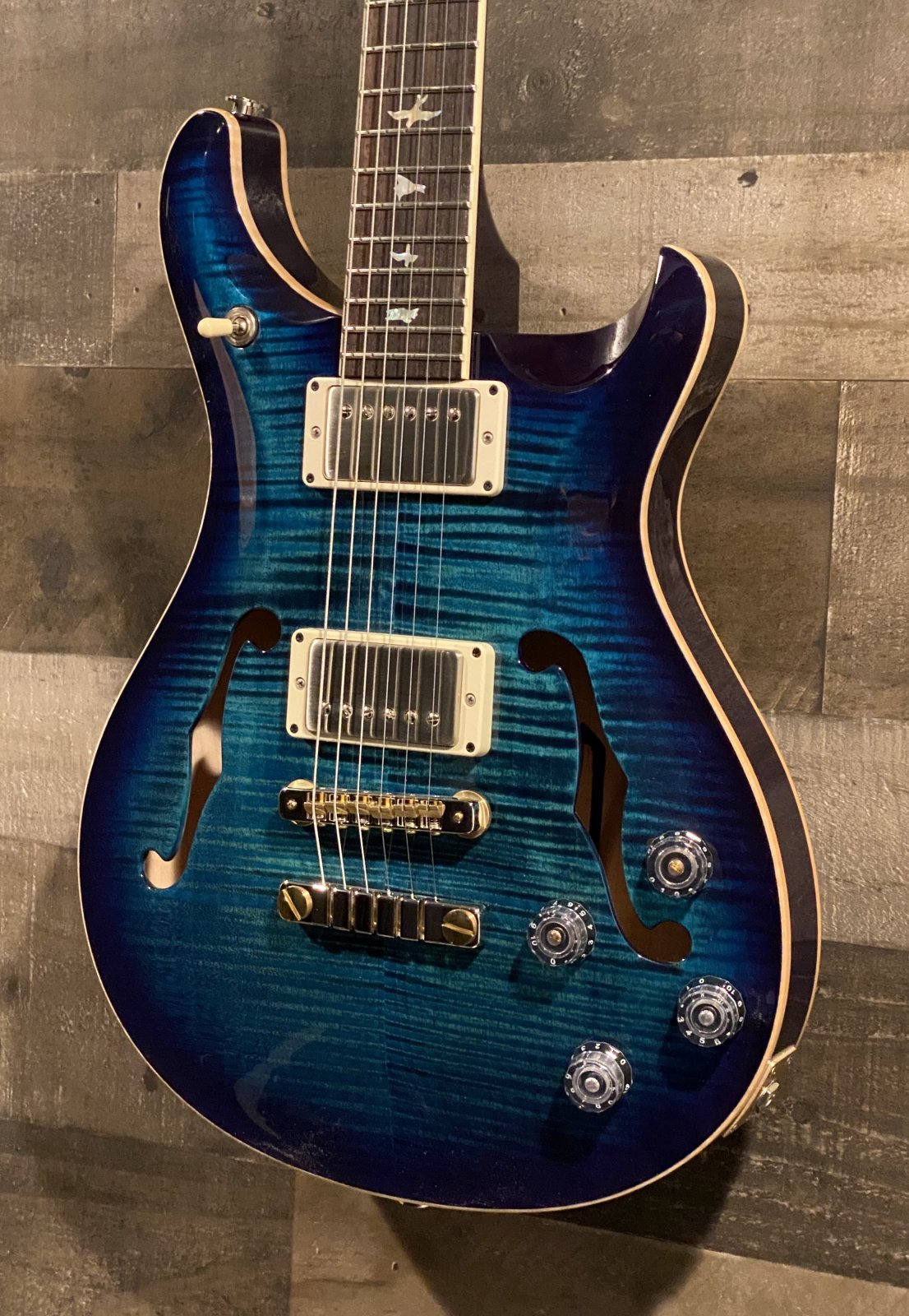 PRS McCarty 594 Hollowbody II Cobalt Blue