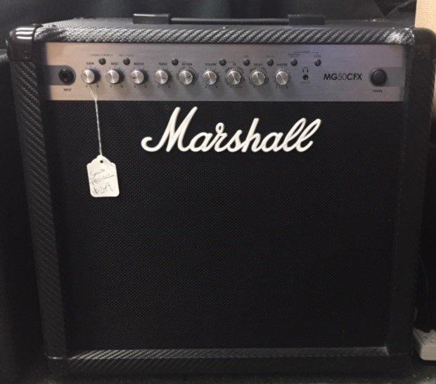 Marshall MG50 CFX USED