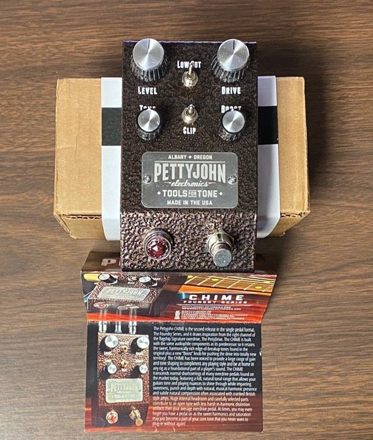 PETTYJOHN CHIME Pre-Owned
