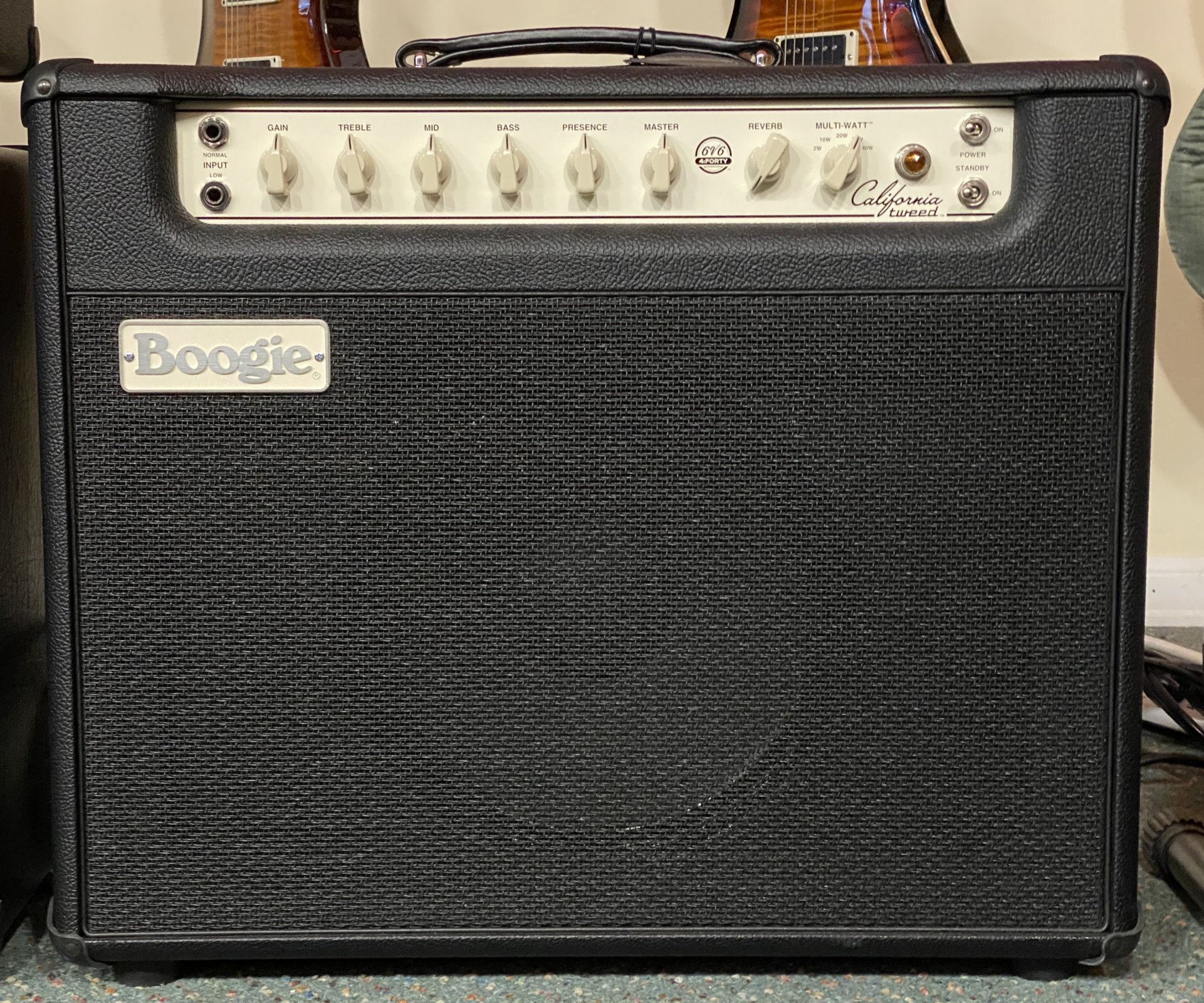 Mesa Boogie California Tweed Combo