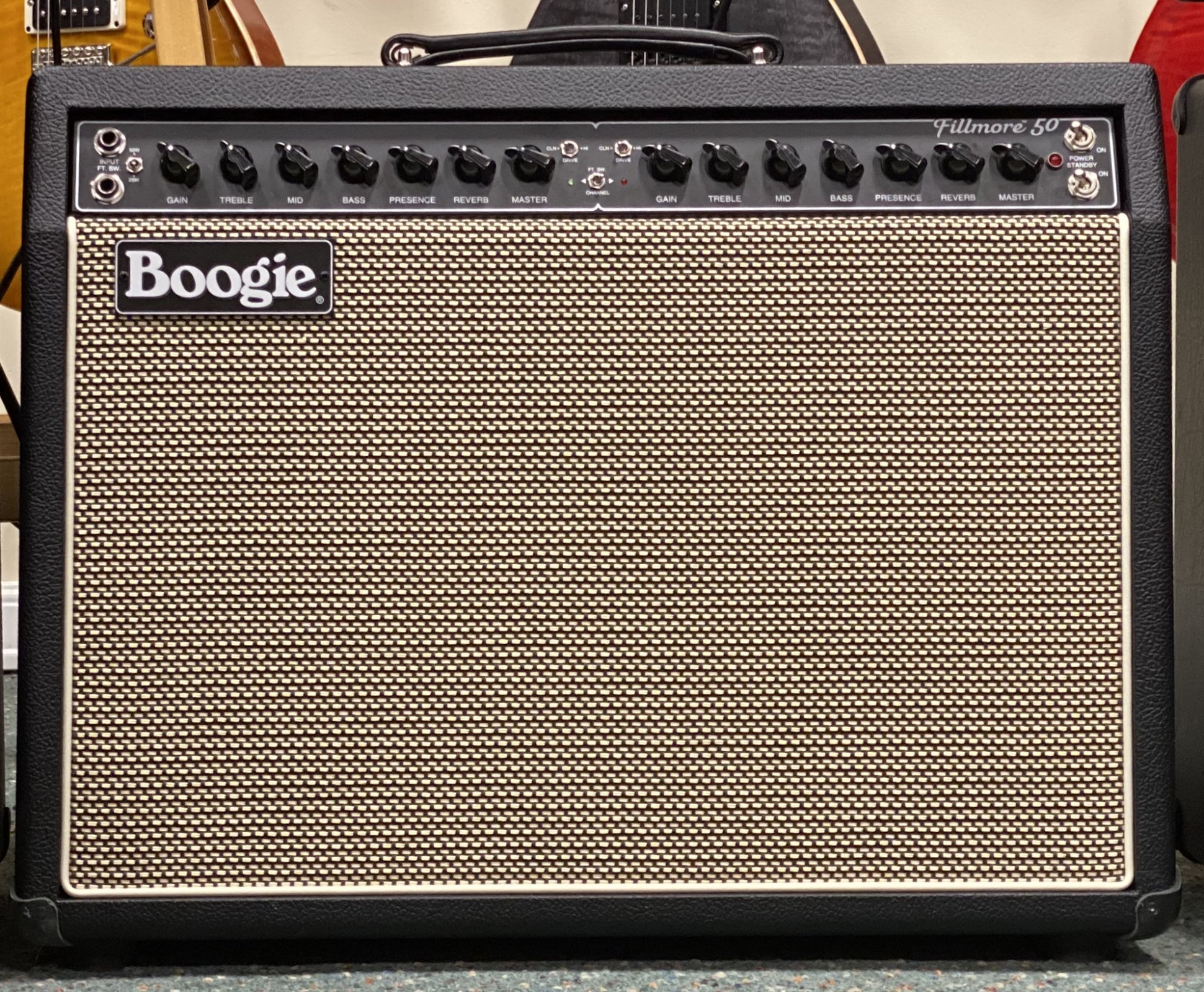 Mesa Boogie Fillmore 50 used Combo