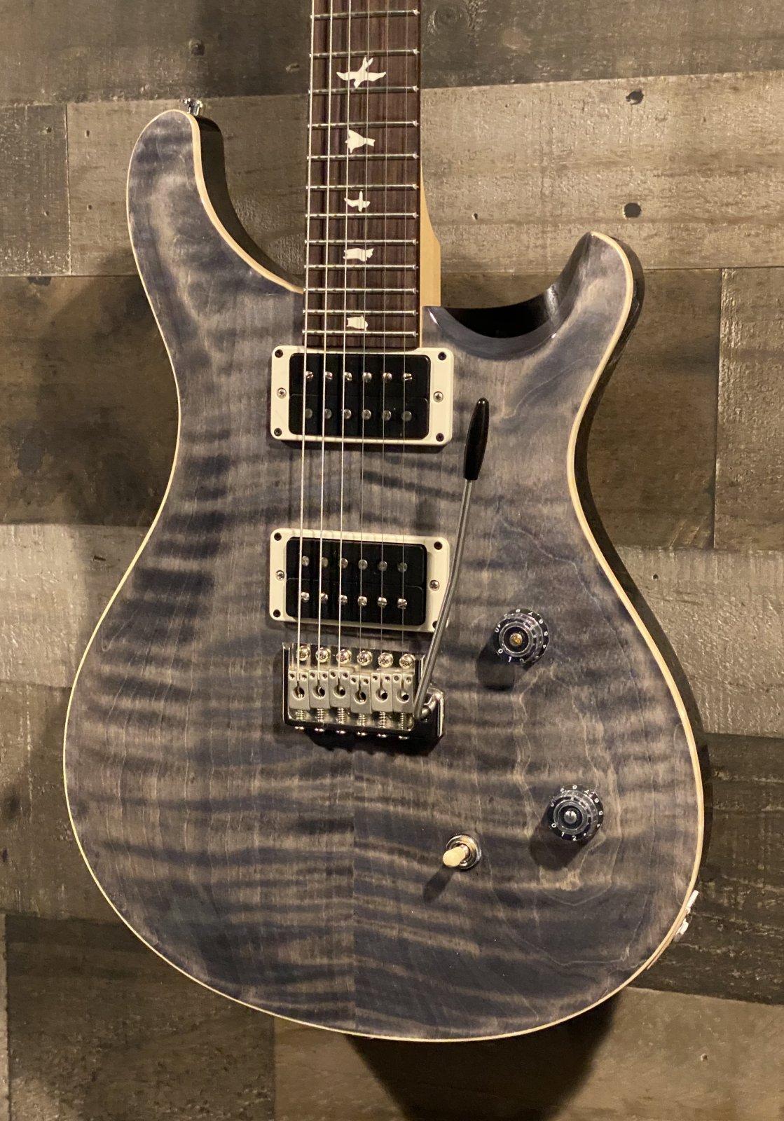 PRS CE24 Faded Grey Black