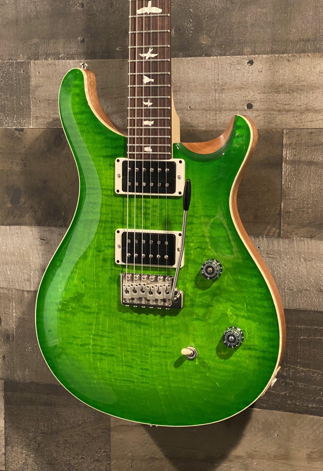 PRS CE24 Eriza Verde
