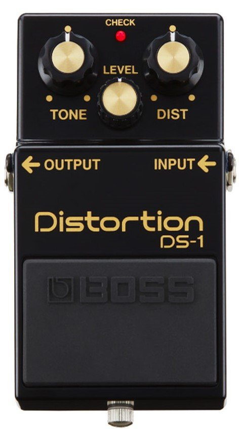 BOSS DS1-4A DISTORTION