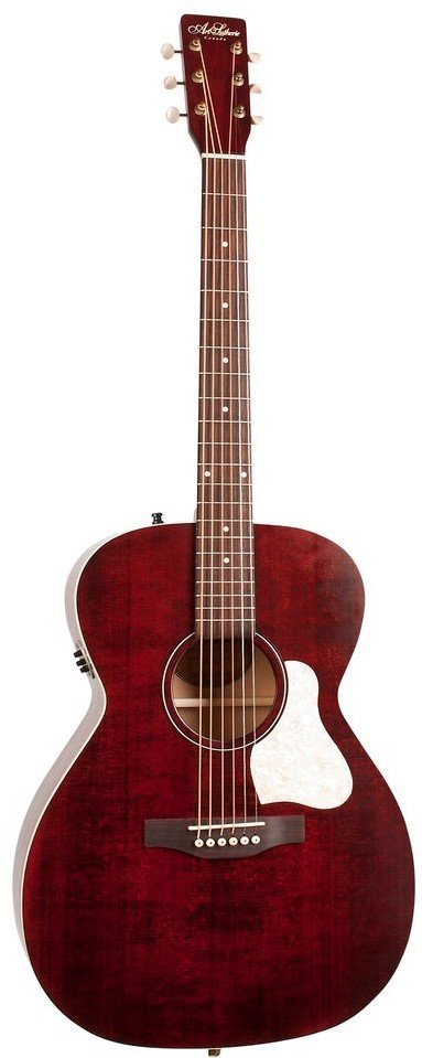 Art & Lutherie Legacy Tennessee Red C/W QIT