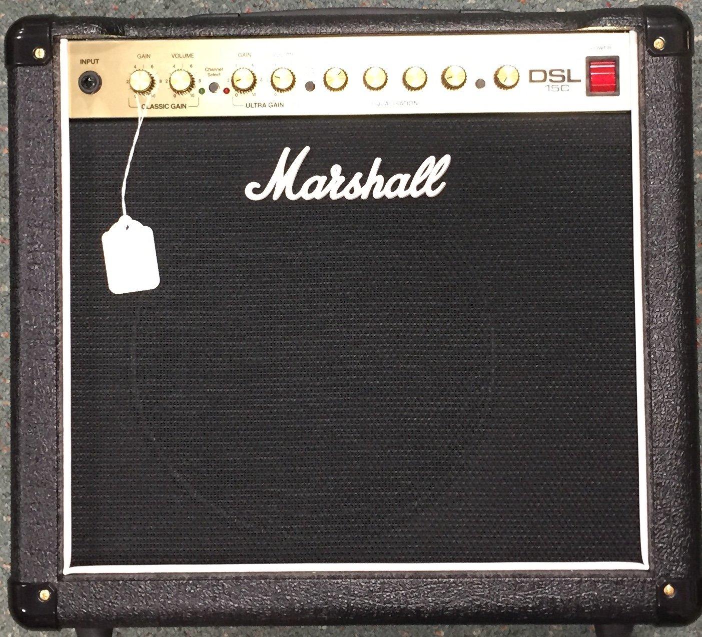 MARSHALL DSL15C USED