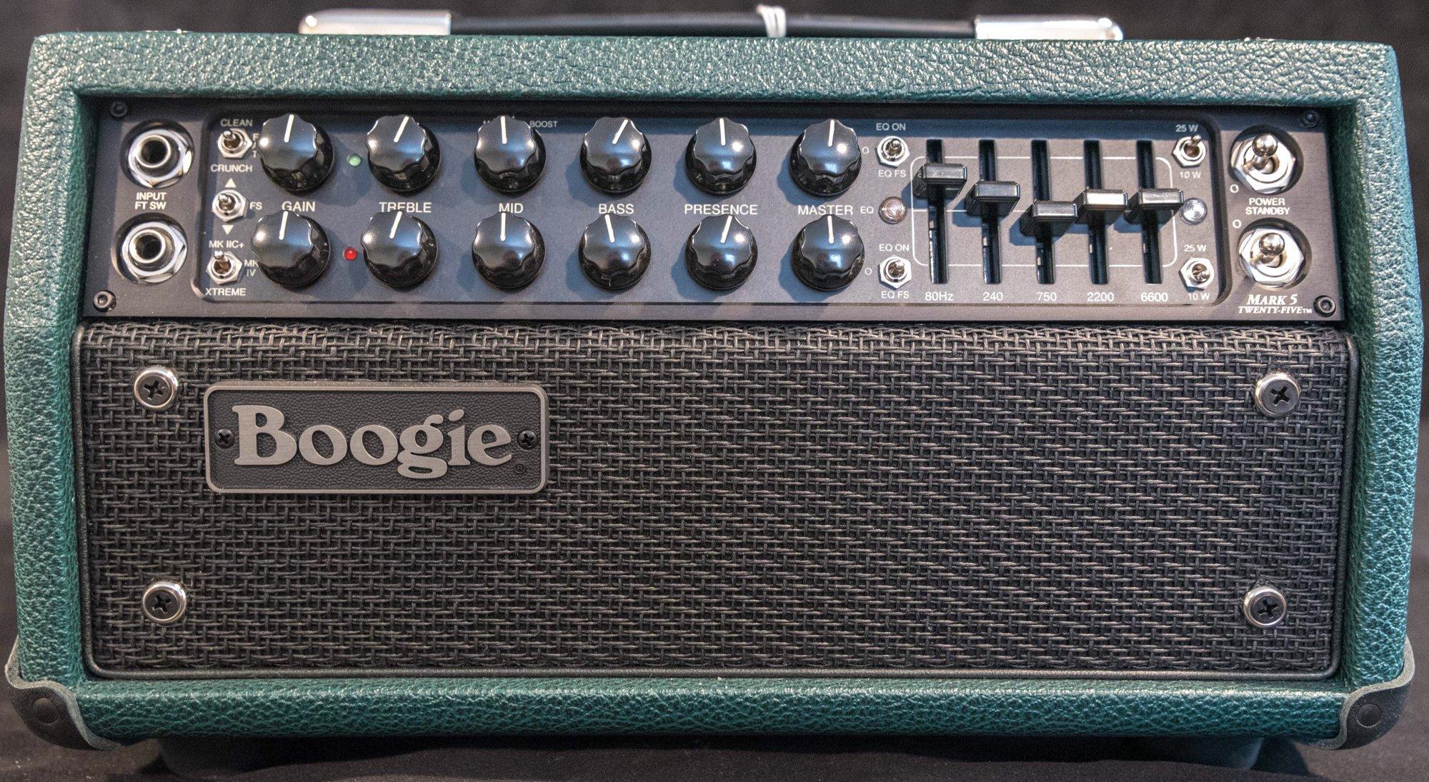 Mesa Boogie Mark 5/25 Head Custom Color